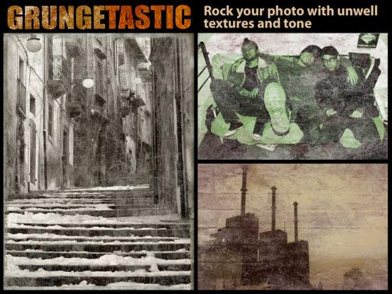 Grungetastic Screenshots