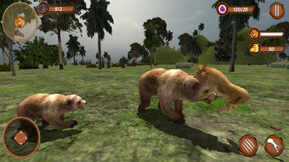 Safari Lion Simulator: Prey Hunting screenshot