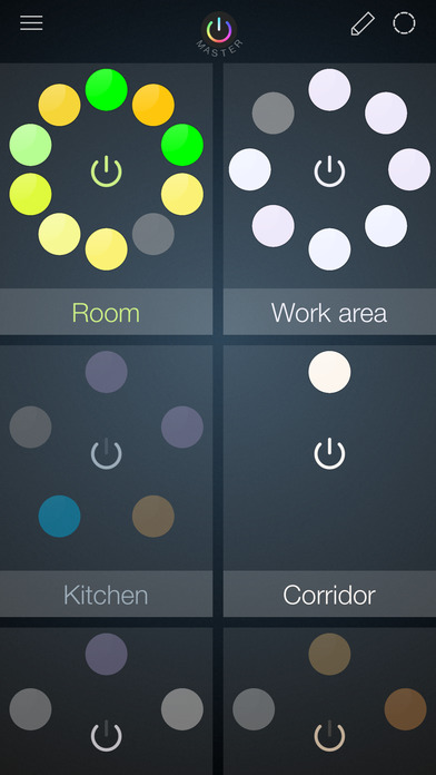 iConnectHue for Philips Hue Screenshots