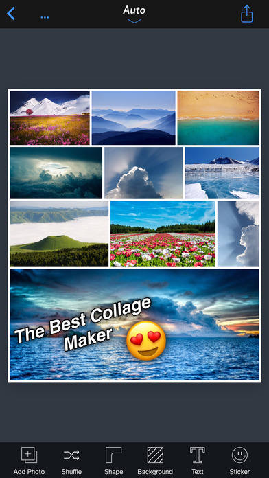 FrameMagic Premium - All In One Collage Maker Screenshots