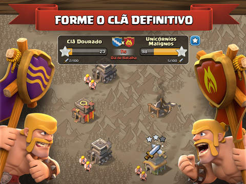 Clash of Clans screenshot 4