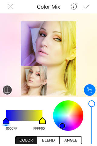 FaceX - Perfect Selfie & Portrait screenshot 4