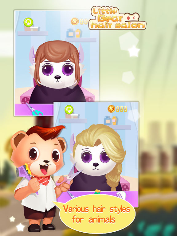 Little Bear Hair Salon screenshot 9