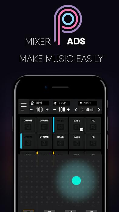 App Shopper Mixer Pads Dubstep Amp Trap Drum Pad Dj