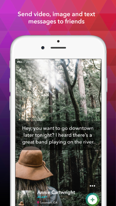 ooVoo – Video Calls, Messaging & Stories Screenshots
