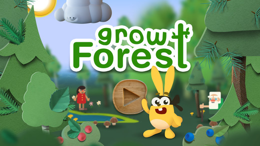 Grow Forest - a New kids game about Sustainable Forestry Image