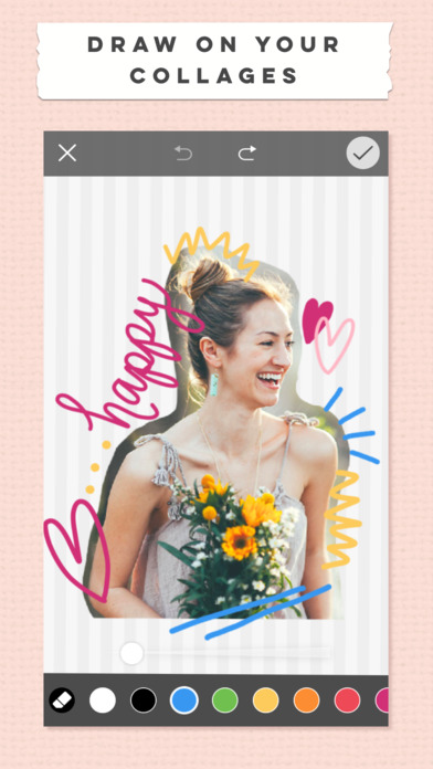 Pic Collage - Picture Editor & Photo Collage Maker screenshot