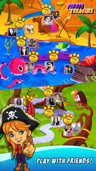 Pirate Treasure - Exciting Match 3 Games on the App Store