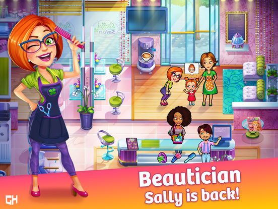 sally's spa full version free for ipad