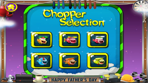 Chopper Crazy- Little Flier Pro Screenshots