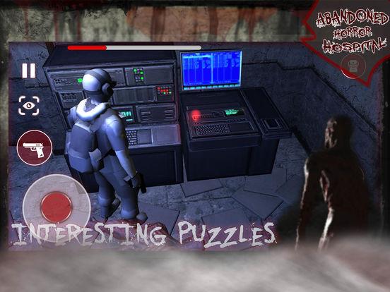 Abandoned Horror Hospital 3D screenshot 7