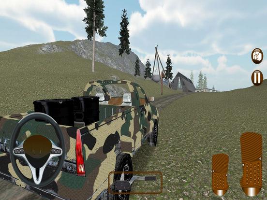 Army Drive Transport Cargo screenshot 7