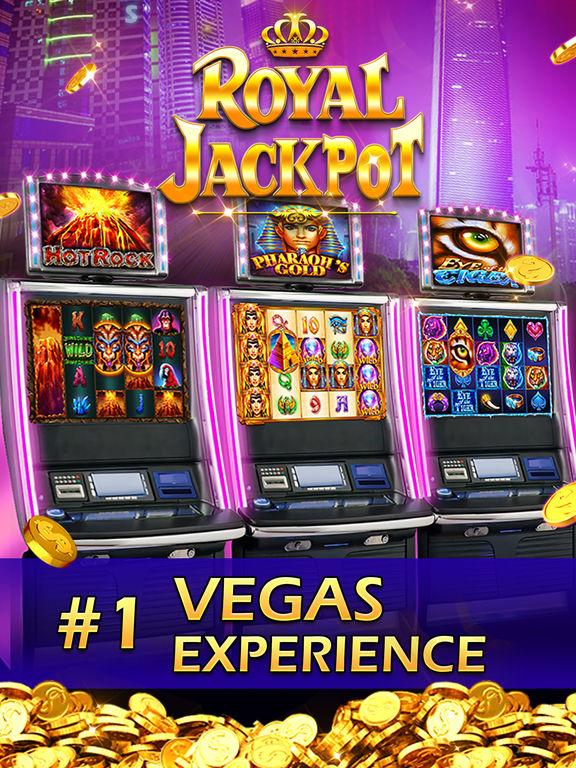 royale jackpot casino game