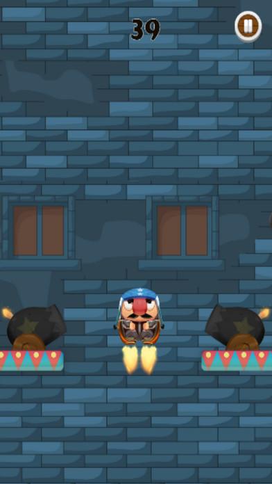 Super Human Cannonball screenshot 4
