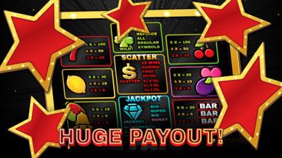 Screenshot 4 Бесконечный джекпот — классический игровой автомат
