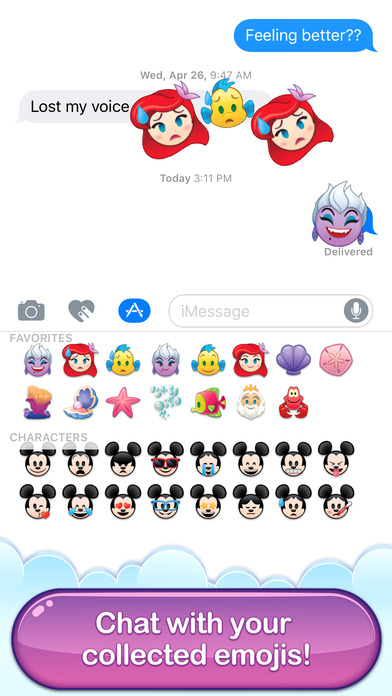 Screenshot #7 for Disney Emoji Blitz - Classics
