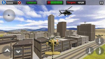 Gunship Air Heli Attack Screenshot 5