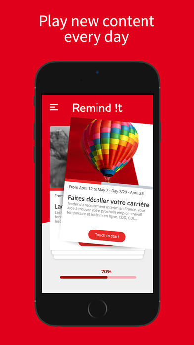 Remind It! by Adecco Training screenshot