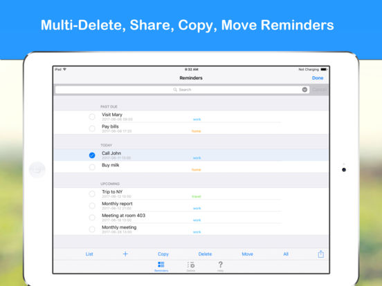 "【商务工具】任务提醒 Task To Do Tools – ""for Reminders"""