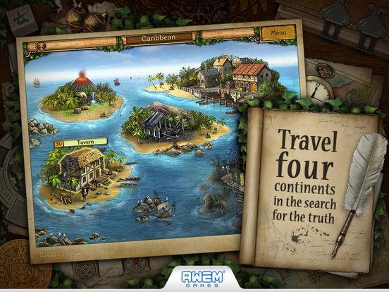 Screenshot #2 for Golden Trails 2: Hidden Object Adventure