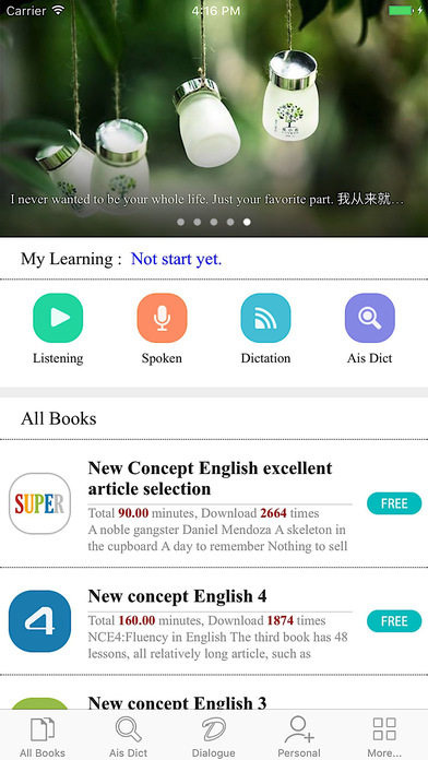 New Concept English ( British accent ) Screenshots