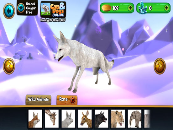 My Wild Pet Online Cute Animal Rescue Simulatorscreeshot 4