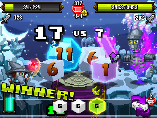 Dice Mage 2 screenshot 8