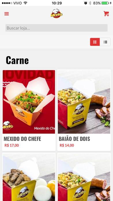 Mineiro Delivery Campinas screenshot 2
