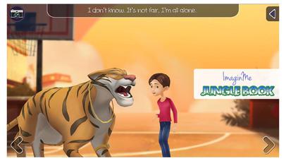 ImaginMe Jungle Book 앱스토어 스크린샷