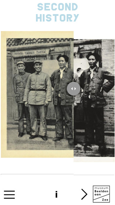 Zhang Dali - Beelden aan Zee screenshot 4