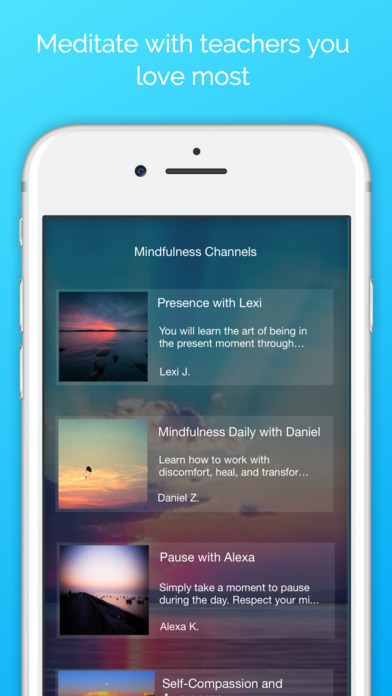 Aura: Mindfulness - Stress & Anxiety Daily Relief screenshot 4