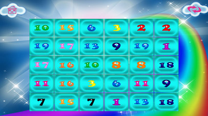 Numbers Memory Flash Cards Game screenshot 3