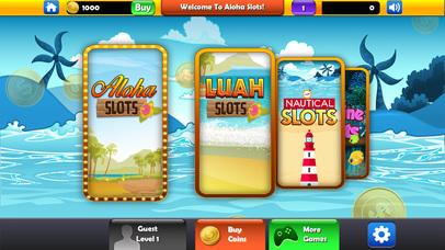 Screenshot 2 Slots — 777 Luah Hangout