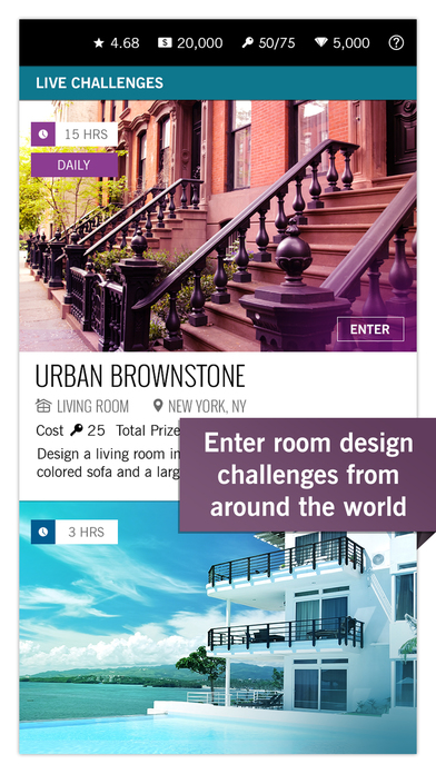iphone screenshot 3 - Design Home Com