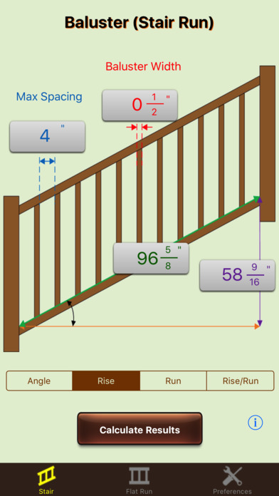 Amazing ... Balusters Per Stair Tread). IPhone; IPad