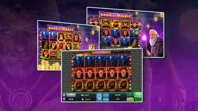 Screenshot 4 Книга Магии: Игровой Автомат
