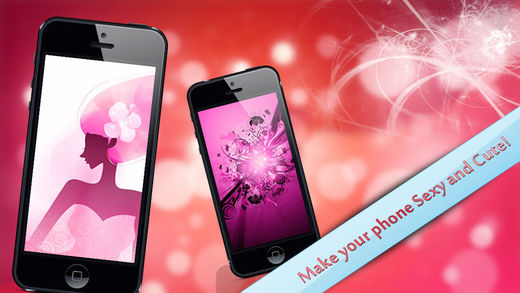 Wallpapers - Pink Edition Screenshots