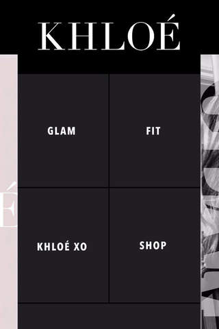 Khloé Kardashian Official App screenshot 1