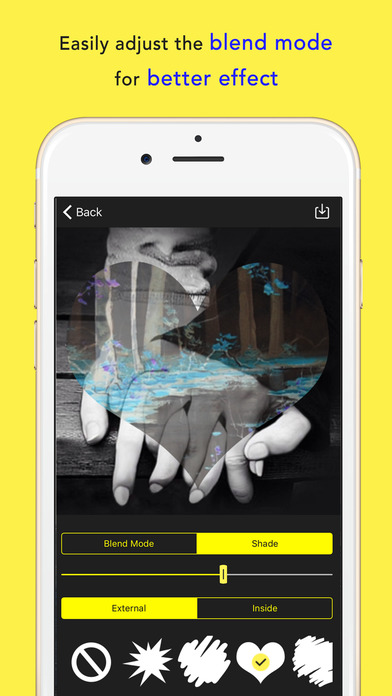 Blender dating app android
