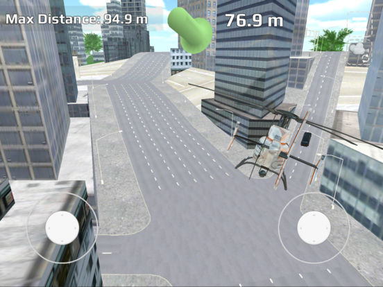 Police Helicopter Simulator: City Flying screenshot 9