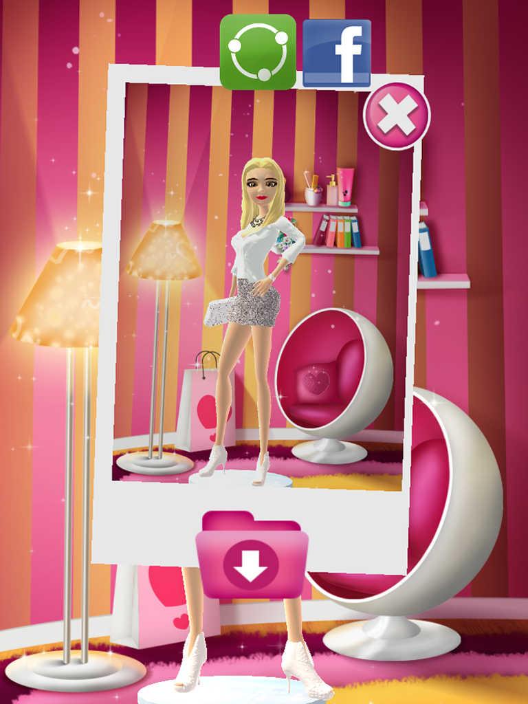 Игры для девочек парикмахерская салон красоты одевалки и макияж онлайн