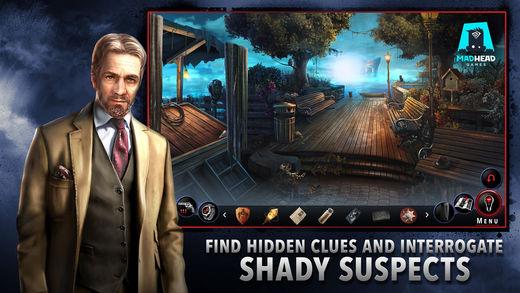 Adam Wolfe: Мрачный мистический детектив (Full) Screenshot