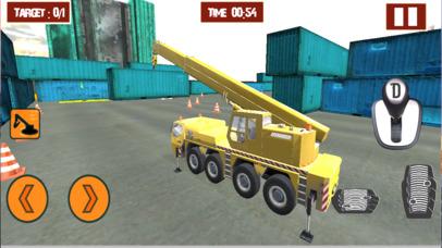 Heavy construction crane 2017 screenshot 2