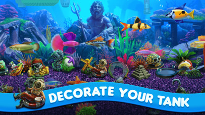 Fish tycoon 2 virtual aquarium tips cheats vidoes and for Fish tycoon 2 guide