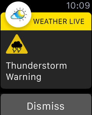 Screenshot #19 for Weather Live - Weather Forecast, Radar and Alerts