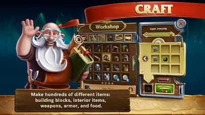 Craft The World - Episodes Edition screenshot 1