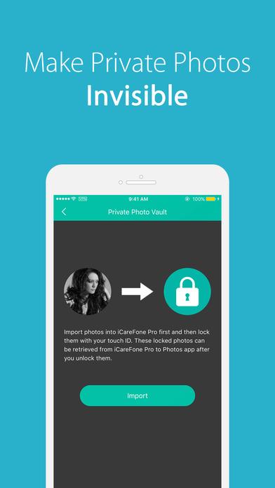 iCareFone Pro Screenshots