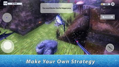 Underwater Harpoon Hunting Full screenshot 2