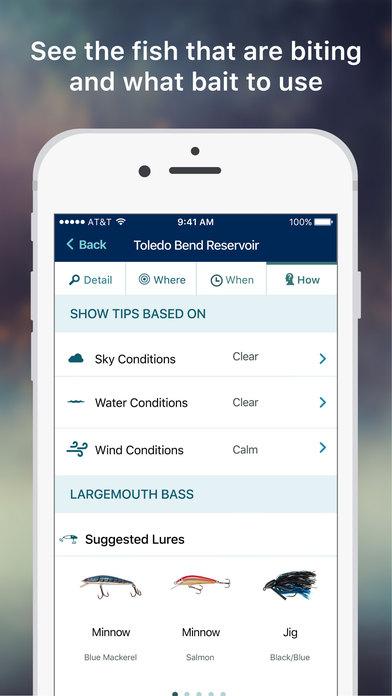 Netfish - Fishing Forecast App screenshot 3