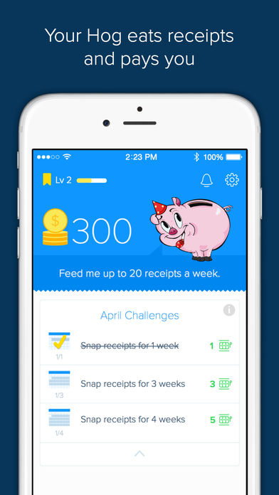Receipt Hog - Snap Receipts. Earn Cash. Tips, Cheats, Vidoes and Strategies | Gamers Unite! IOS